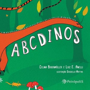 Livro Infantil ABCDinos