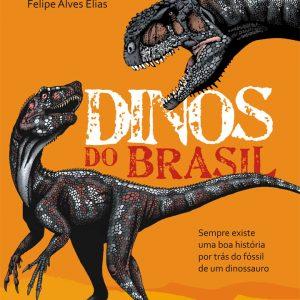 livro dinos do brasil