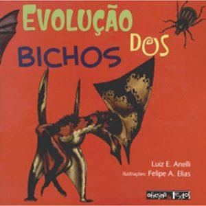 livro evolução dos bichos
