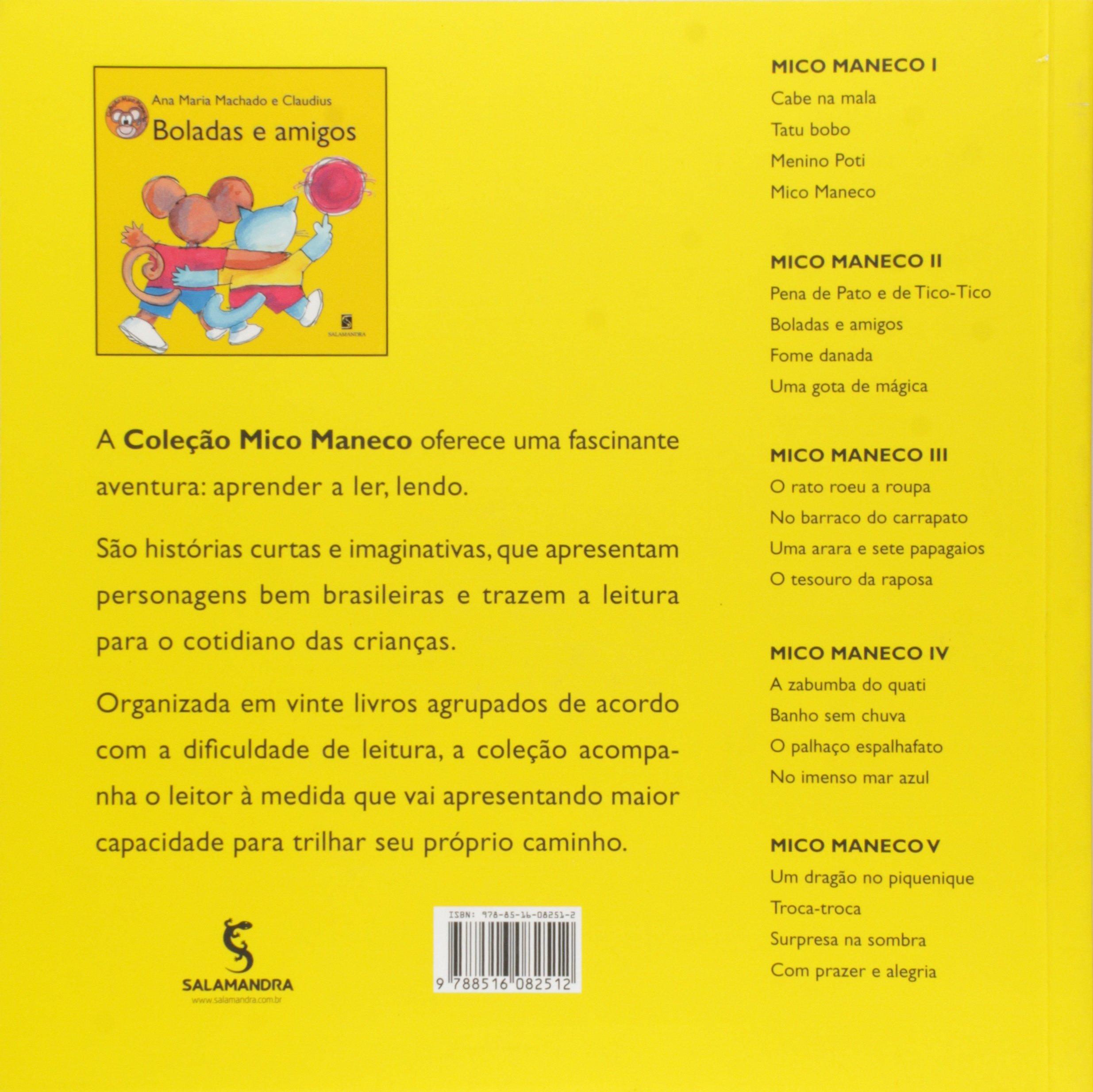 BOLADAS E AMIGOS – Livraria PanaPaná